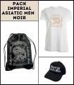 Pack Noir Impérial Asiatic Men